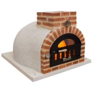 Alecook wood fired ovens Modern model